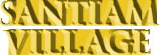 Santiam village transparent logo